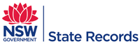 New South Wales State records logo